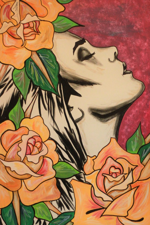 Warrior Among Roses 1